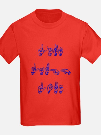 Live Laugh Love -vertical T-Shirt
