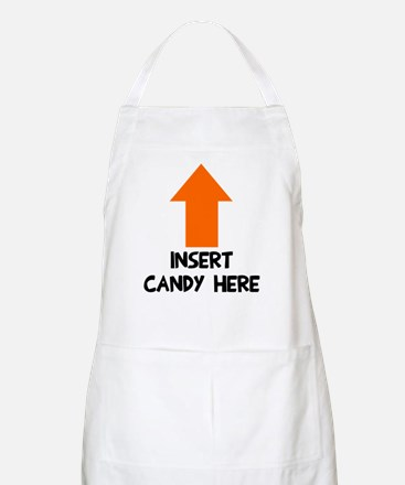 Insert candy here Apron