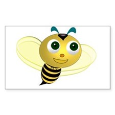 MR. GREEN EYES BEE Decal