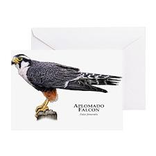 Aplomado Falcon Greeting Card