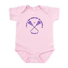 PHILIPPIANS 4:13 Infant Bodysuit