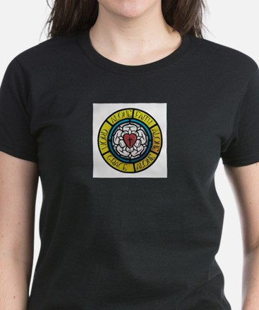 Luther's Rose- The Five Solas T-Shirt