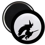 Witch Magnet (100 pack)