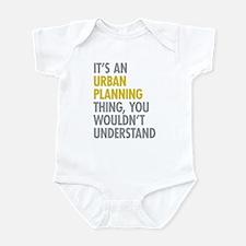 Urban Planning Thing Infant Bodysuit