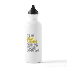 Urban Planning Thing Water Bottle