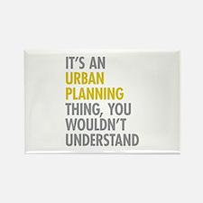 Urban Planning Thing Rectangle Magnet