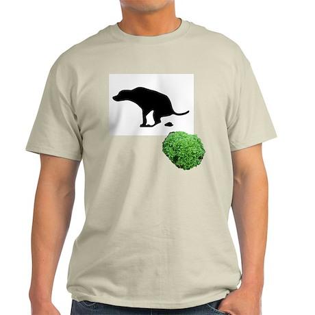 3-dog-on-bush T-Shirt