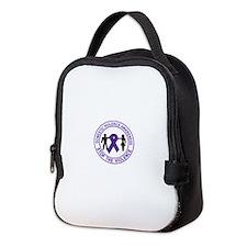 domestic violence Neoprene Lunch Bag