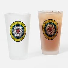 Unique Calvinism Drinking Glass