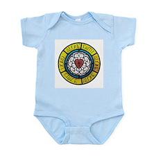 Cute Calvinist Infant Bodysuit