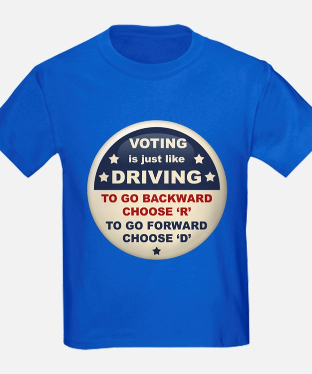Voting Like Driving T