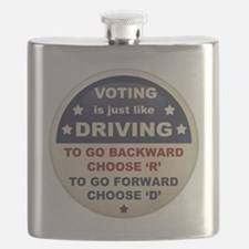 Voting Like Driving Flask