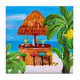 Beach bar Drink Coasters
