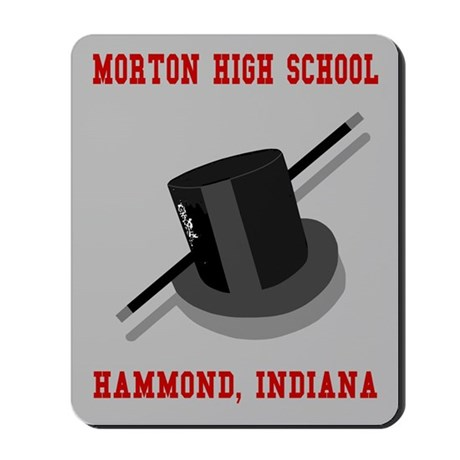 Morton High School <BR>Mouse Pad