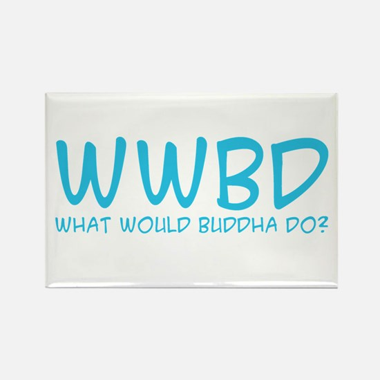 What Would Buddha Do? Magnets