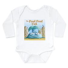 Funny Children's books Long Sleeve Infant Bodysuit