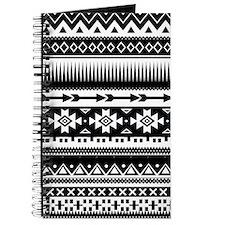 Geometric Tribal Journal