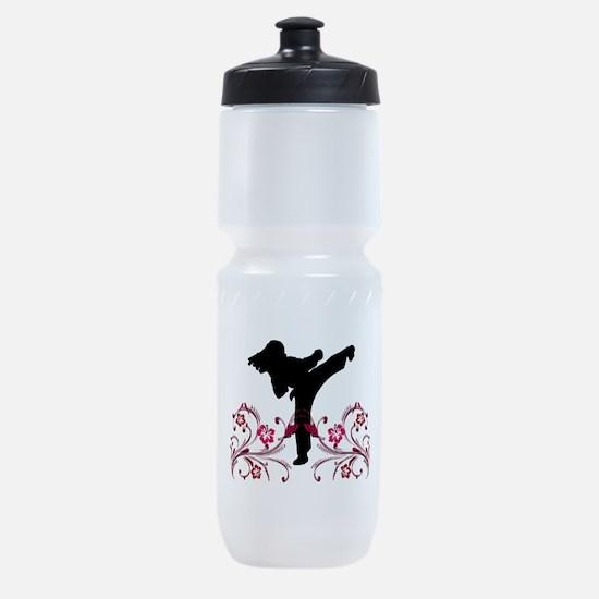 Martial Arts Sports Bottle