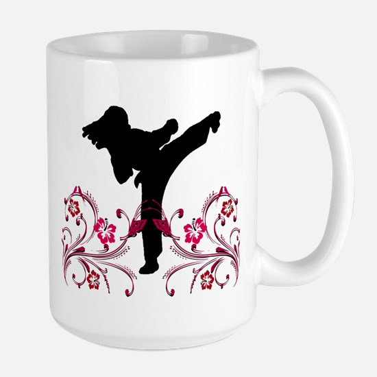 Martial Arts Large Mug