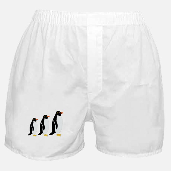 Penguin Parade Boxer Shorts