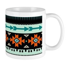 Southwest Tribal Geometrics Mugs