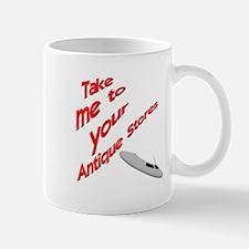 Ufo Antiques Mugs