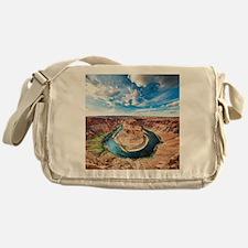 Horseshoe Bend Messenger Bag