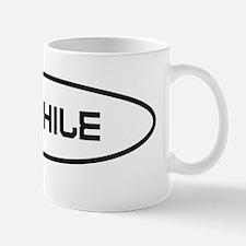 Avaphile Black on White Mug