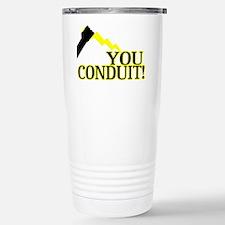 You Conduit Thermos Mug