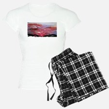 I-87 Sunset Pajamas