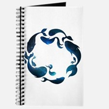 Aquatic Galaxy Journal