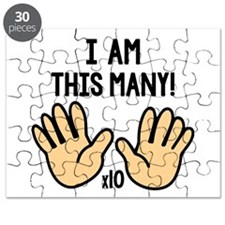 This Many 100 Puzzle