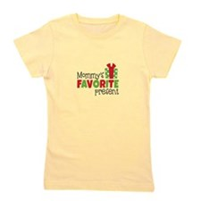 Mommy's Favorite Present Girl's Tee