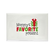 Mommy's Favorite Present Magnets