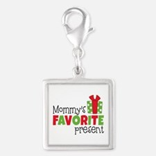 Mommy's Favorite Present Charms