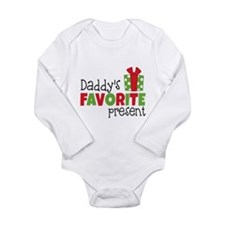 Daddy's Favorite Present Body Suit