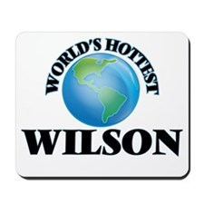 World's hottest Wilson Mousepad