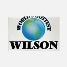 World's hottest Wilson Magnets