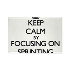Keep Calm by focusing on Sprinting Magnets