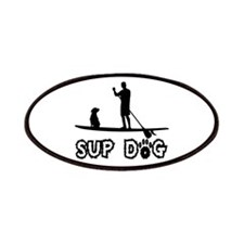SUP Dog-Dude Patches