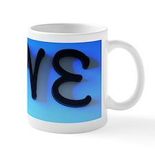 Dive - Blue Mug