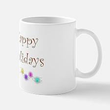 Flamingo Holiday Mugs