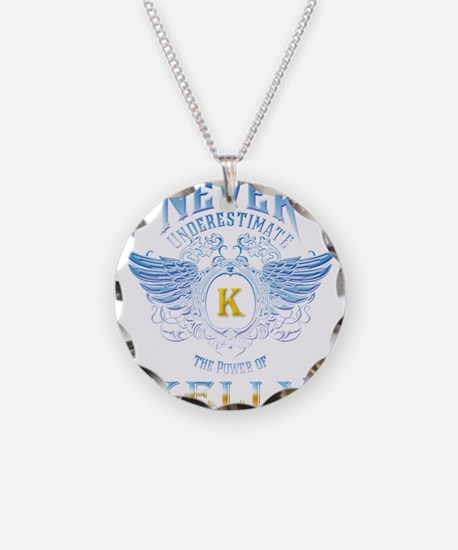 Never underestimate the powe Necklace