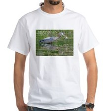 Father Feeds the Fowls T-Shirt