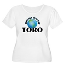 World's hottest Toro Plus Size T-Shirt