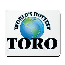 World's hottest Toro Mousepad