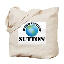World's hottest Sutton Tote Bag