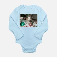 Greys Christmas Body Suit