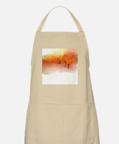 Unbelievable Autumn Landscape Apron