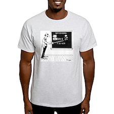 Math Cartoon 5850 T-Shirt